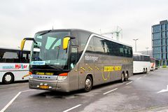 Setra S417HDH stock foto
