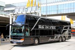 Setra S431DT Royalty Free Stock Photo
