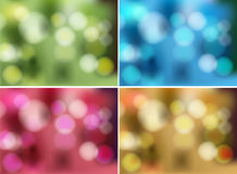Sets of colourful templates Stock Photo