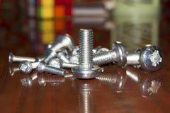 Setscrews Fotografia Royalty Free