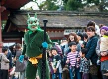 Setsubun Fotografia de Stock Royalty Free
