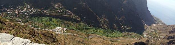 Sett från synvinkeln av Palmarejo Royaltyfri Fotografi