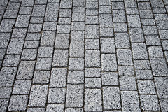 Sett - Pavement Royalty Free Stock Image