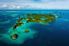 Settanta isole immagini stock libere da diritti