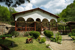Sette altari monastero, Bulgaria Fotografia Stock