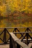 Sette laghi Fotografia Stock