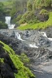 Sette raggruppamenti sacri Maui Immagini Stock Libere da Diritti