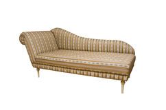 Settee Royalty Free Stock Photography