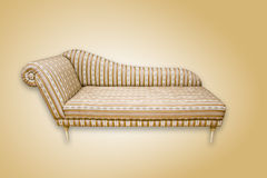 Settee Royalty Free Stock Image
