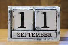 11 settembre Immagini Stock