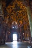 14 settembre 2014 Il tempio vero è un completel unico del tempio Immagine Stock
