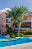 6 settembre 2016, Iris Village complessa residenziale, Pafos, Cypr Fotografia Stock Libera da Diritti
