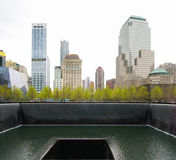 11 settembre memoriale Immagine Stock Libera da Diritti