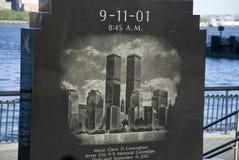 11 settembre monumento, New York Immagine Stock