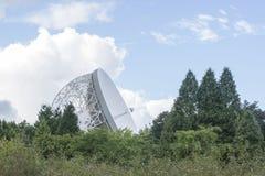 25 settembre 2016 Osservatorio della Banca di Jodrell, Cheshire, Regno Unito E Immagini Stock