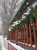 Settimana di Natale fotografia stock
