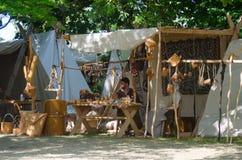 Settimana medievale 4 immagine stock libera da diritti