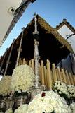 Settimana santa a Carmona 35 Fotografie Stock Libere da Diritti