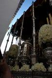 Settimana santa a Carmona 37 Immagine Stock Libera da Diritti