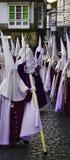 Settimana santa del _di Ferrol Immagine Stock