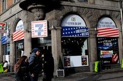 SETTIMANE DELL'AMERICANO DI 7ELEVEN CELEBTARES Immagini Stock
