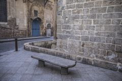 Setting area at moez Royalty Free Stock Photos