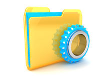 Settings icon Stock Photography