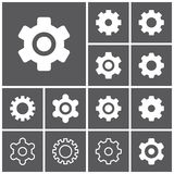 Settings icons Stock Photography