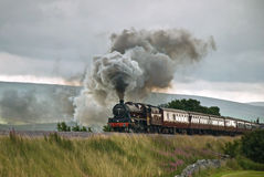 The Settle to Carlise Railway Royalty Free Stock Photos