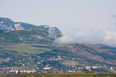 Settlement in Crimea Stock Images