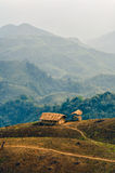 Settlement in Nagaland, India Stock Photo