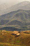 Settlement in Nagaland, India Royalty Free Stock Photo