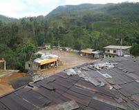 Settlement in Sri Lanka Stock Image