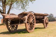 Free Settlers Ox Wagon Royalty Free Stock Photos - 105301078