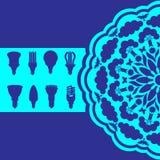 Setu 8 energooszczędne ekologiczne lampy royalty ilustracja