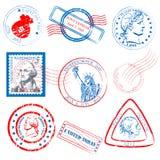 setu inkasowy dziejowy znaczek Obraz Royalty Free