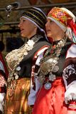 Setu traditionelle Sänger Stockbilder