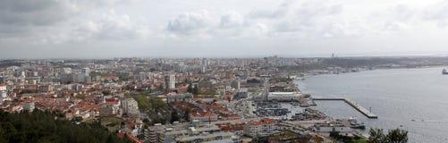 Setubal, Portogallo fotografia stock libera da diritti