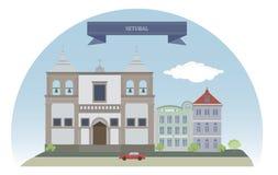 Setubal, Portugal Royalty Free Stock Photo