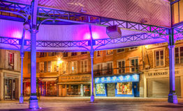 Setzen Sie Billard- Chartres, Frankreich Stockfotografie