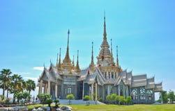 Setzen Sie Tha Chan Felsen-Tempel Stockfoto