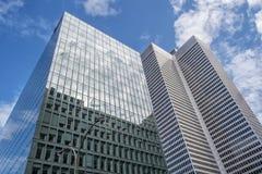 Setzen Sie Ville Marie Montreal Lizenzfreie Stockbilder