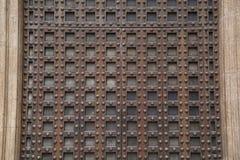 Seu Cathedral Church Door, Palma, Majorca Stock Images