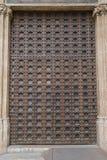 Seu Cathedral Church Door, Palma, Majorca Royalty Free Stock Image