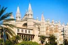 Seu della La della cattedrale fotografia stock