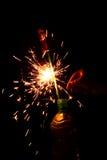 Seu fogos-de-artifício Imagem de Stock Royalty Free
