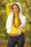 Seu outono! 2 Imagens de Stock Royalty Free