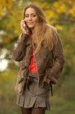 Seu outono! Imagens de Stock Royalty Free