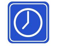 Seu tempo ilustração stock