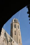 Seu Vella. Lleida. Catalunya. The next World Heritage. Over 800 years of relentless story Royalty Free Stock Photography